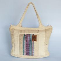 Allo Recycled Pocket Bag WSDO-B004 Size: 28x38x14cm Weight: 350g