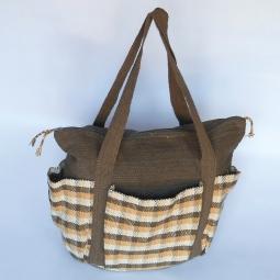 Four Pocket Shoulder Bag WSDO-B008 Size: 32x43x20cm Weight: 470g