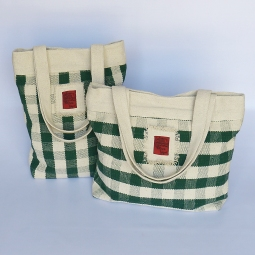 Lumbini Bag WSDO-B011 Size: 42x35x10cm Weight: 460g and Playa Bag WSDO-B018 Size: 36x42x10cm Weight: 500g