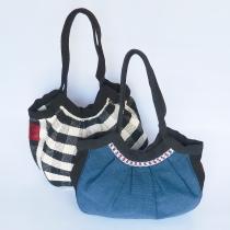 Moon Bag with Braid WSDO-B013 Size: 30x38x10cm Weight: 360g