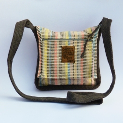 Double Square Bag Small WSDO-C013 Size: 20x20x3cm Weight: 150g