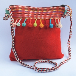 Marble Bag WSDO-C019 Size: 29x27cm Weight: 210g