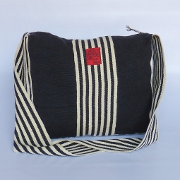 Stripe Bag WSDO-C013 Size: 36x36x10cm Weight: 350g