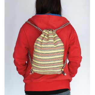 Braid Backpack WSDO-D001 Size: 32x30x10cm Weight: 175g
