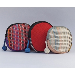 Round Purse WSDO-F003 Size: 10x10cm Weight: 25g