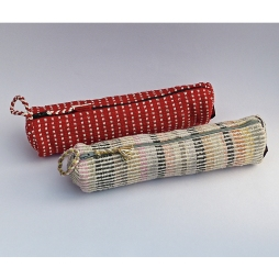 Round Pencil Case WSDO-F020 Size: 8.5x22cm Weight: 35g