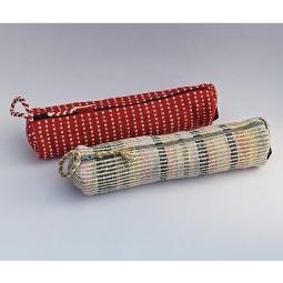 Round Pencil Case WSDO-F020 Size: 8.5x22cm Weight: 35g