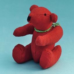 Bear Doll Small WSDO-G002 Size: 16x13x38cm Weight: 115g