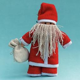 Santa Claus WSDO-H004 Size: 24x19x4cm Weight: 110g AzoFree