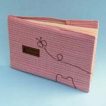 Notebook Large (book included) WSDO-I005 Size: 17x22cm Weight: 200g
