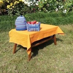 Pot Warmer WSDO-J007 Size: 27x32cm Weight: 130g and Basket WSDO-J001 Size: 13x20x20cm or 12x22x26cm Weight: 130g or 145g and Tablecloth Large WSDO-J009