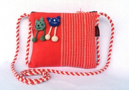 Single Cat Bag WSDO-C034 Size: 19x22cm Weight: 105g
