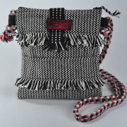 Fringe Shoulder Bag Size: 18x21cm