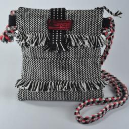 Fringe Shoulder Bag Size: 18x21cm