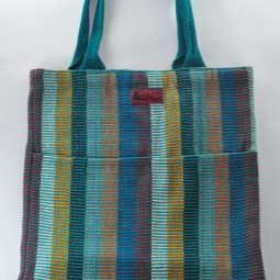 Shopping Tote Large Size: 34x10x40cm