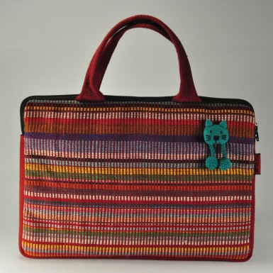 Laptop Bag with Handles (Cat) WSDO-N006 Size: 25x35x4cm