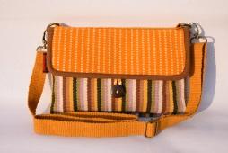 Side Sling Double Bag Size : 24cm x 14cm Code : WSDO C041