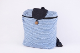 Square Back Pack Bag Size : 33cm x 28cm x 11cm Code : WSDO D007
