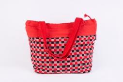 Square Hand Bag Size : 27cm x 35cm Code : WSDO B027