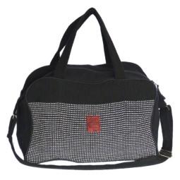 WSDO-E003, Tour Bag, Size: 29x42x21cm, Weight: 650g.