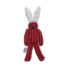 WSDO-G015, New Rabbit Doll, Size: 25x8x2cm, Weight: 40g.