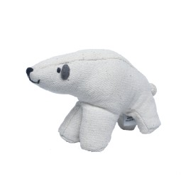 WSDO-G016, Polar Bear, Size: 12x16x5cm, Weight: 75g.