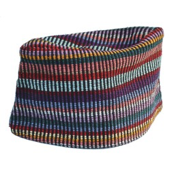 WSDO-I003, Nepali Topi, Size/weight: Customer preference.