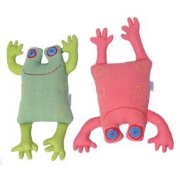 WSDO-G009, Froggy, Size: 26x13x4cm, Weight: 80g.
