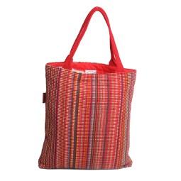 WSDO-A007, Thin Strap Shopping Bag, Size: 39x36cm, Weight: 200g.
