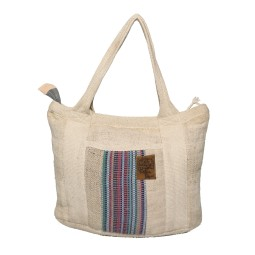 WSDO-B004 Allo Recycled Pocket Bag Size: 28x38x14cm Weight: 350 grams