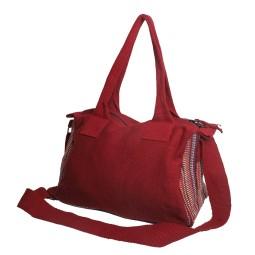 WSDO-B034, Set Boston Bag, Size: 26x37cm, Weight: 285g.