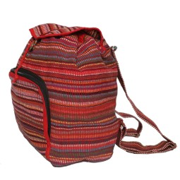 WSDO-D004, Back Pack Bag, Size: 35x40x16cm. Weight: 400g.