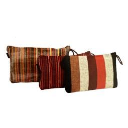 WSDO-F018, Rectangular Wash Bag, Size: 19x28cm, Weight: 90g.