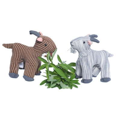 WSDO-G001, Goat Small, Size: 15cm, Weight: 40g.