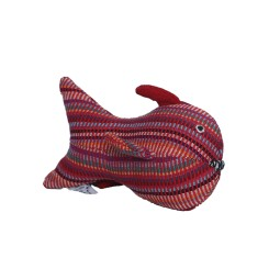 WSDO-G024, Shark, Size: 16x8cm, Weight: 35g.