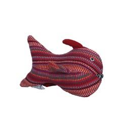 WSDO-G024, Shark, Size: 16x8cm, Weight: 35g.