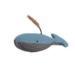 WSDO-G024, Whale, Size: 5x20x10cm, Weight: 45g.