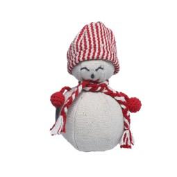 WSDO-H005, Snowman, Size: 13x7cm, Weight: 60g.
