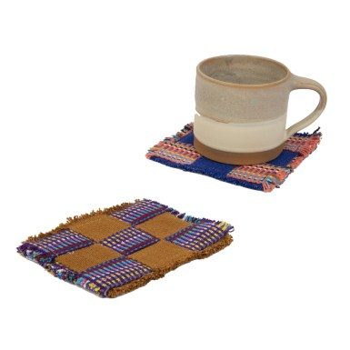 WSDO-J002, Coasters, Size/weight: Customer preference.