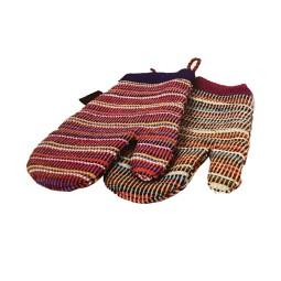 WSDO-J006, Kitchen Glove 2, Size: 27x15x5cm, Weight: 100g.